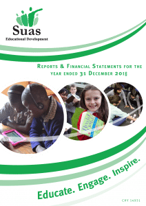 Suas Educational Development Financial Statement 2016