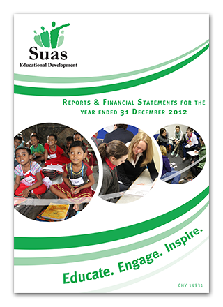 Suas Educational Development Financial Statement 2012