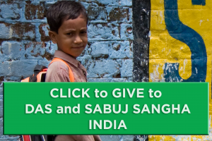 Give to the Children at Sabuj Sangha and DAS