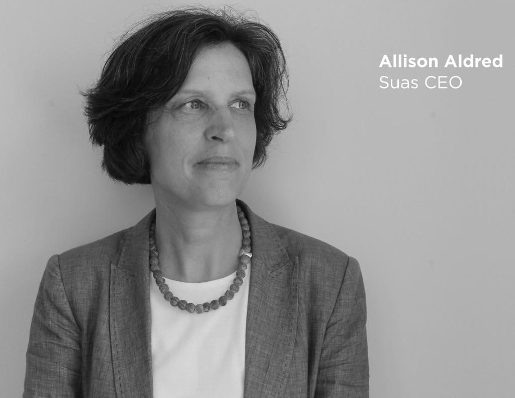 Allison Aldred, Suas Educational Development, CEO
