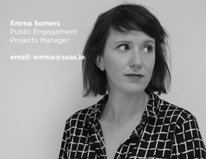 Emma Somers, Suas Educational Development, Global Citizenship  Communications Project Manager