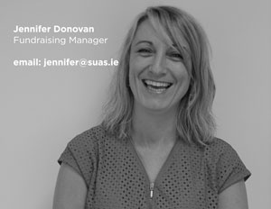 Jennifer Donovan Fundraising Manager, Suas Educational Development