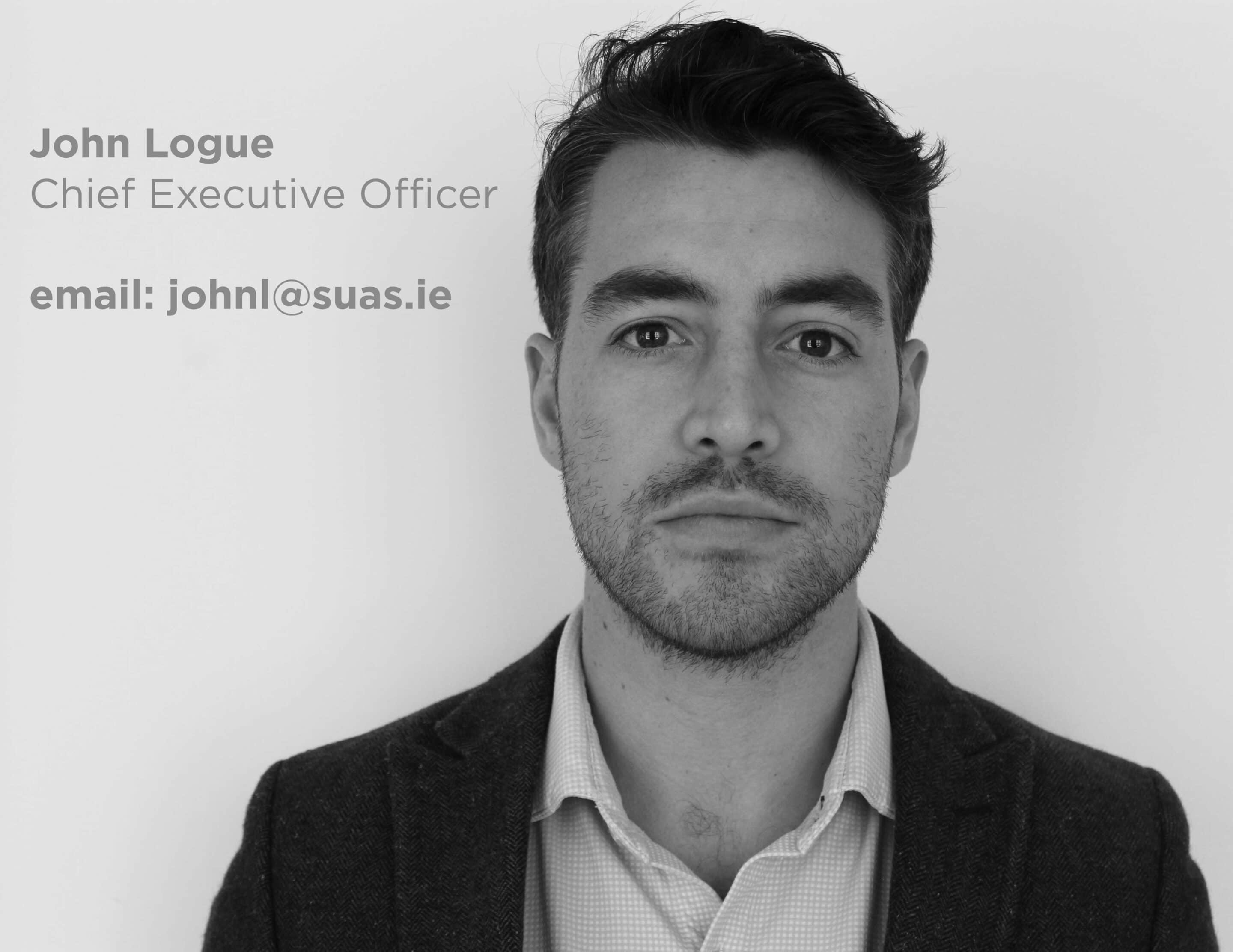 John Louge, Chief Executive Officer, Suas Educational Development