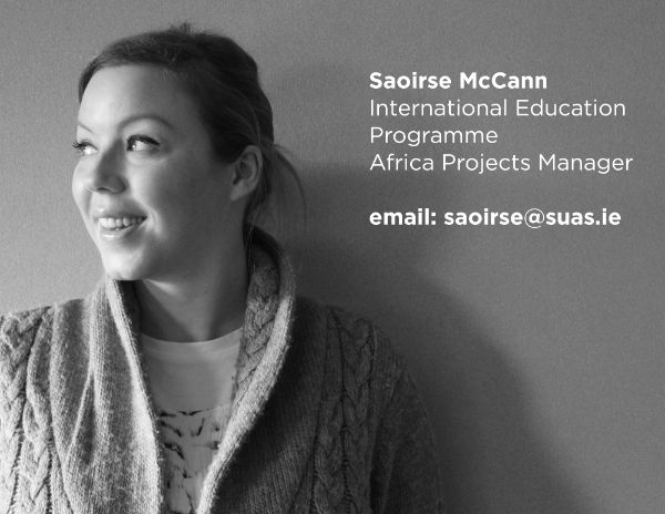 Saoirse McCann Brings 'Fast Forward' to Nairobi
