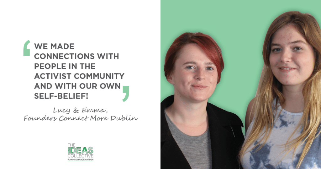 Connect More Dublin, The Ideas Collective, Suas Educational Development