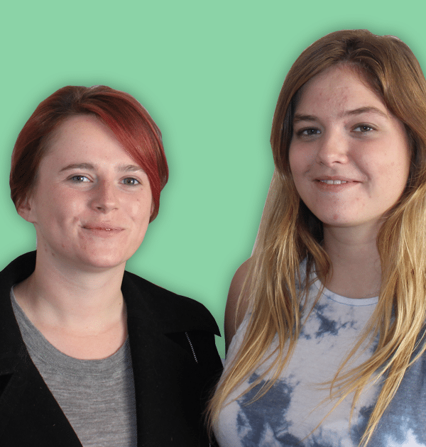 Lucy Ray and Emma McLoughlin: Connect More Dublin and The Ideas Collective