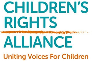 Children's Rights Alliance Logo, click for more