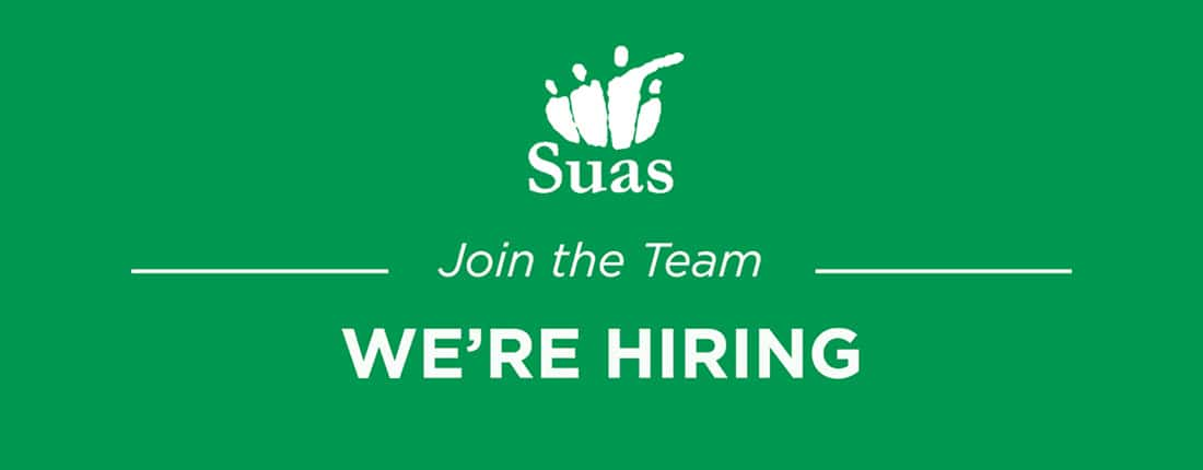 We're hiring, click for details