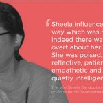 Sheela Sengupta founder of Development Action Society